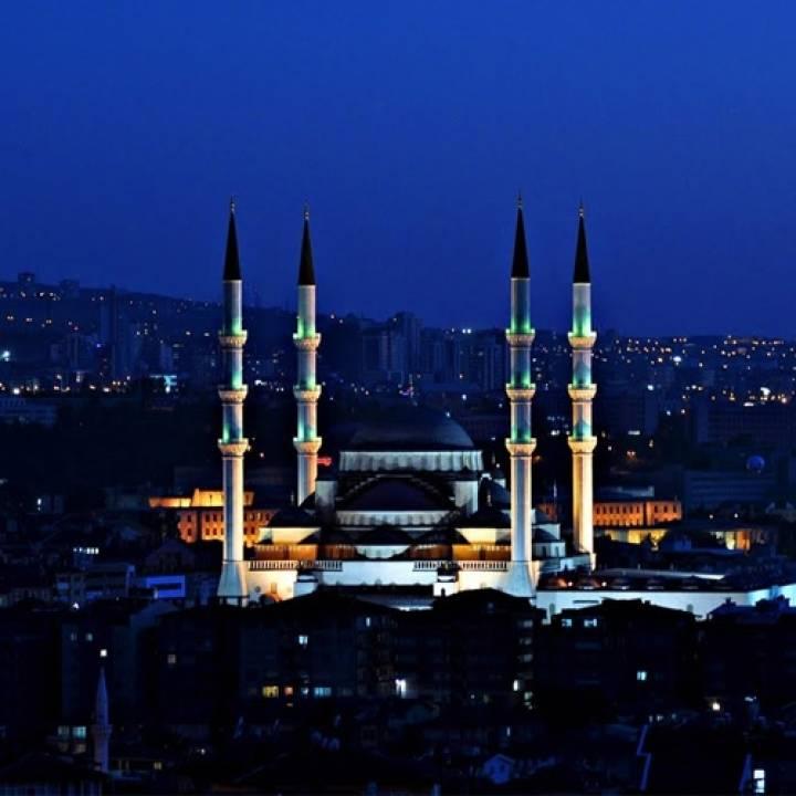 Ramazanda İftar Menüsü